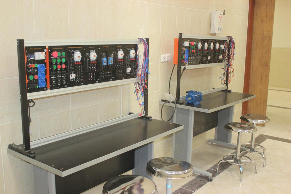 آزمایشگاه-برق قدرت